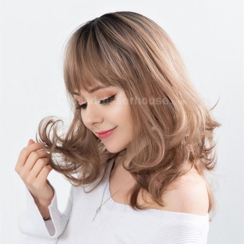 Recommended Product New Arrivals Curly hairpiece Curly wig at mini price