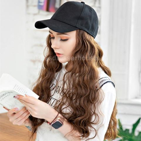 Long curly wig with cap Crossdresser wig Cosplay wig Cheap periwig Recommended Goods
