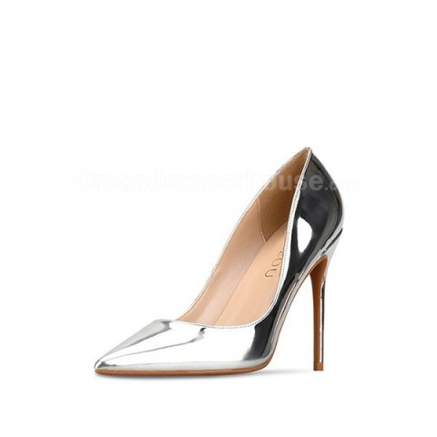 Classic fashion stiletto pointed toe 6/8/10cm sexy heels party shoes