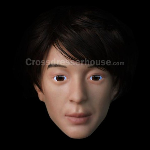 Silicone face mask male transgender Affordable silicone mask of high quality