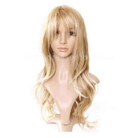 Recommended Product Long curly hairpiece Cheap wig Cosplay wigs Transvestite wig